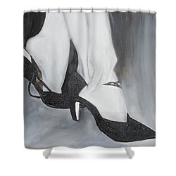 After The Dance Shower Curtain