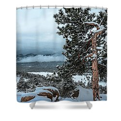 After The Snow - 0629 Shower Curtain