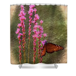 After The Storm Beauty Shower Curtain