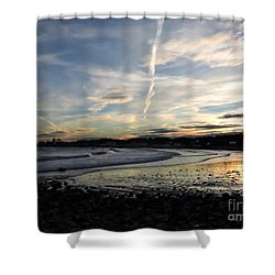 After The Storm In 2016 Shower Curtain