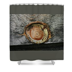 Afterlife - Shower Curtain