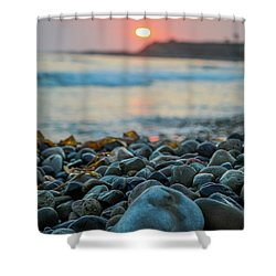 Afternoon Shower Curtain