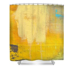 Afternoon Sun -large Shower Curtain by Linda Woods