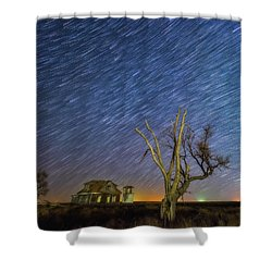 Shower Curtain featuring the photograph Against All Odds by Darren White
