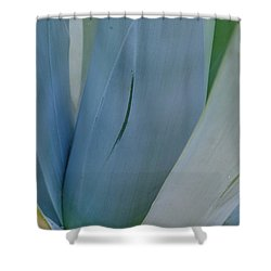 Agave Colors Shower Curtain