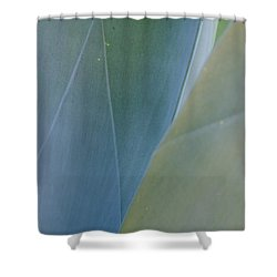 Agave Imprints Shower Curtain