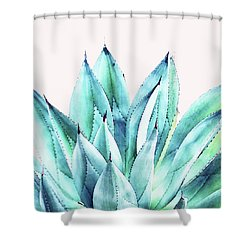 Agave Vibe Shower Curtain