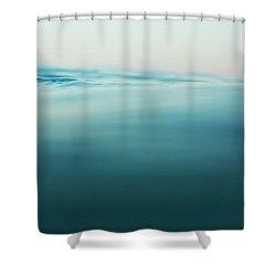 Agua Shower Curtain