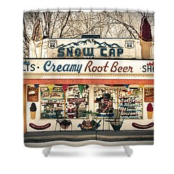 Ah - Such Sweet Memories Shower Curtain by Sandra Bronstein