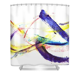 Ah Ha Moment Shower Curtain
