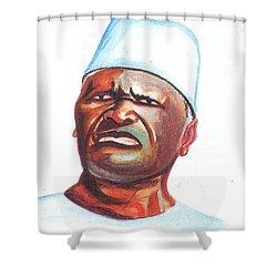 Ahmed Sekou Toure Shower Curtain