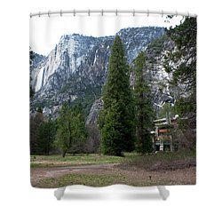 Ahwahnee Setting Shower Curtain