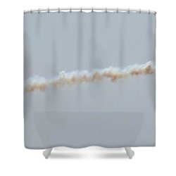 Air Show 10 Shower Curtain