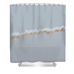 Air Show 10 Shower Curtain