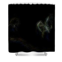 Air Spirits 7 Shower Curtain by William Horden