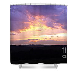 Airish Whisper Shower Curtain