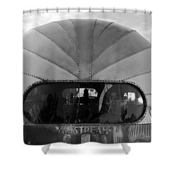 Airstream Dome Shower Curtain by David Lee Thompson