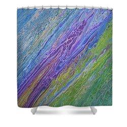 Akicita Shower Curtain