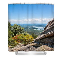Alabama Shower Curtain