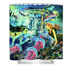 Alantis Shower Curtain