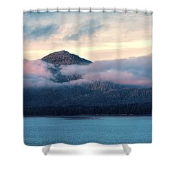 Alaska Dawn 2 Shower Curtain