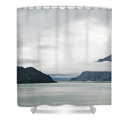 Alaska Waters Shower Curtain