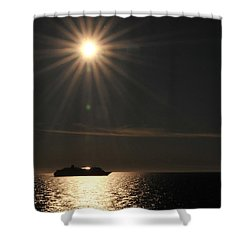 Alaskan Memories Shower Curtain