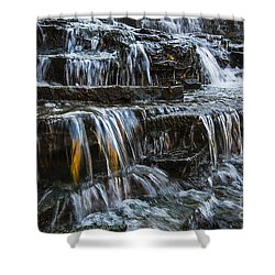 Albion Falls Shower Curtain