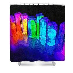 Alchemy - Da Shower Curtain