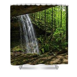 Alcorn Falls Shower Curtain