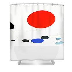 Alexander Calder Mobile 1 Shower Curtain