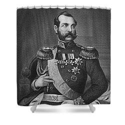 Alexander II (1818-1881) Shower Curtain by Granger