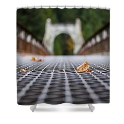 Alexandra Bridge Shower Curtain