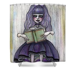 Alice In Another World 2 Shower Curtain