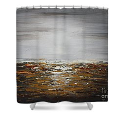 All Night Shower Curtain