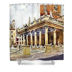 All Saints Church Northampton Shower Curtain