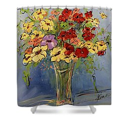 All The Pretty Ladies Shower Curtain