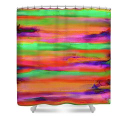 All The Young Dudes 2 Shower Curtain