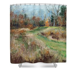 Allardale Impressions Shower Curtain by Lee Beuther