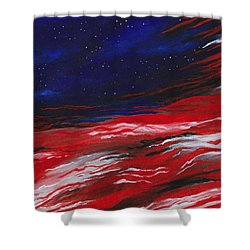 Allegiance Shower Curtain