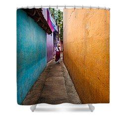 Alleyway Shower Curtain