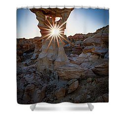 Allien's Throne Shower Curtain