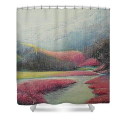 Almost Fairytale Shower Curtain by Jane See