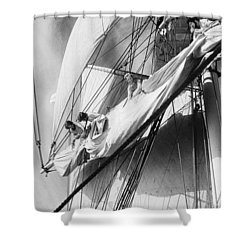Aloft Shower Curtain