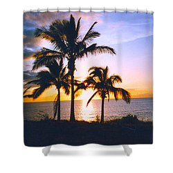 Aloha Enchanted Shower Curtain