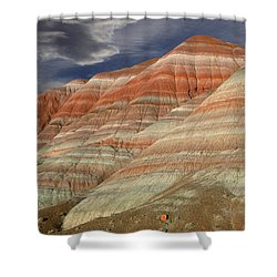Along The Paria Shower Curtain