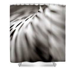 Alosteria 10 Shower Curtain by Simone Ochrym