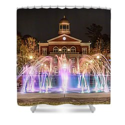 Alpharetta City Hall Shower Curtain