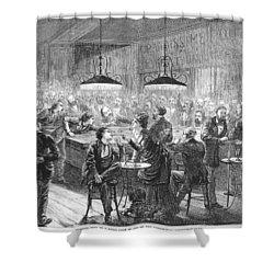 Alsace-lorraine, 1872 Shower Curtain by Granger