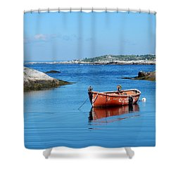 Shower Curtain featuring the photograph Always Delightful by Betty-Anne McDonald